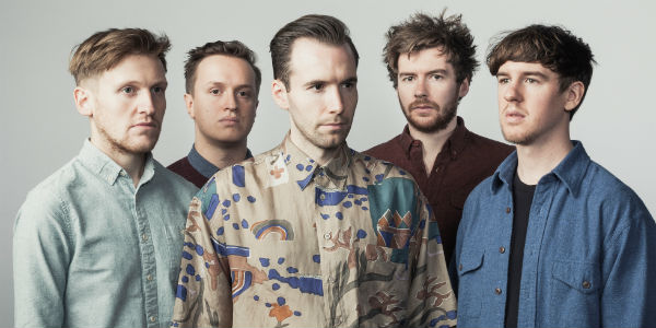 Dutch Uncles @ Koko, London 10.04.15