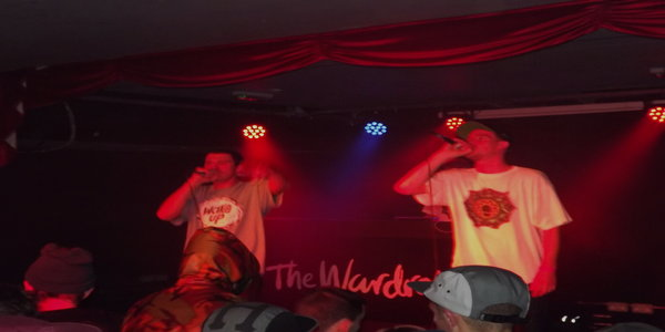 High Focus Showcase ft: Fliptrix, Verb T, Leaf Dog & BVA, Jam Baxter @ Wardrobe, Leeds 06.10.14
