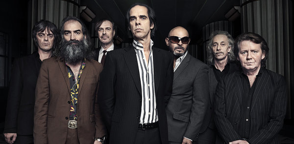 Nick Cave & The Bad Seeds: Manchester Arena (25.09.17)