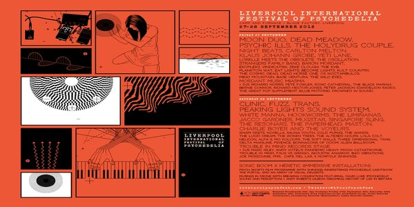 Preview - Liverpool International Festival of Psychedelia 2013