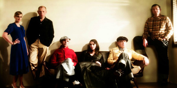 Dexys @ The Barbican, London 16.09.12