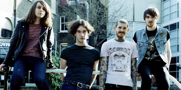 Pulled Apart By Horses Reveal New Single