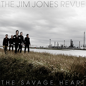The Jim Jones Revue - The Savage Heart (Play It Again Sam/Punk Rock Blues)