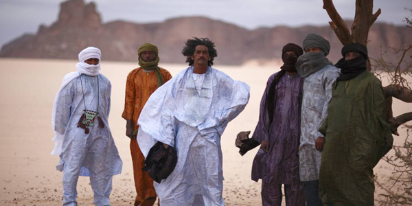 Tinariwen Come to the Union Chapel
